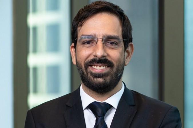 Diogo Forghieri, diretor de uma multinacional de RH