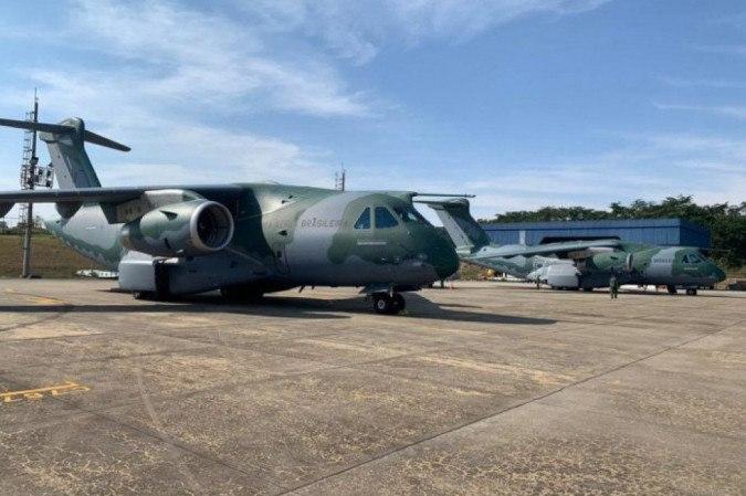 (foto: Força Aérea Brasileira /Divulgação)