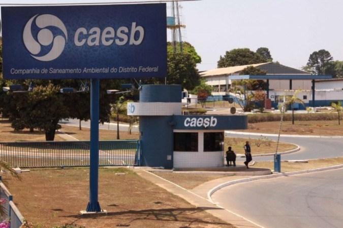 Caesb fará manutenção para melhorar as condições do sistema de abastecimento de água das regiões -  (crédito: Lula Lopes/Esp. CB/D.A Press)