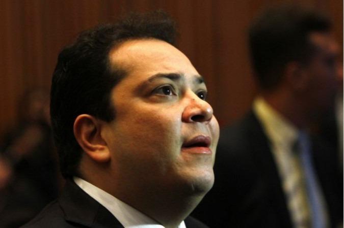 O deputado voltou à Câmara por decisão do STF - (crédito: Ana Rayssa/Esp. CB/D.A Press)