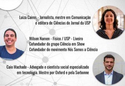 Webinário vai debater a disseminação das fakes news e como elas afetam a ciência -  (crédito: Reprodução/Facebook)
