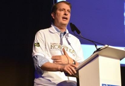 Rafael Lucchesi, diretor-geral do Senai -  (crédito: Jose Paulo Lacerda/CNI )