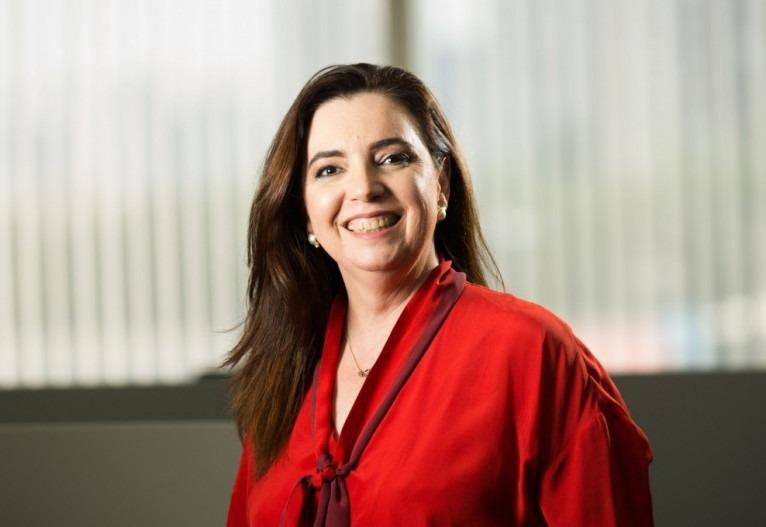 Mariane Guerra, vice-presidente de RH da ADP na América Latina
