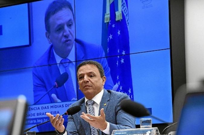 Marcio Bittar: proposta do Renda Cidadã deve ser apresentada na próxima semana - (crédito: Edilson Rodrigues/Agência Senado - 12/12/19)
