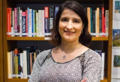 Karen Scavacini é psicóloga e fundadora do Instituto Vita Alere de Prevenção e Posvenção do Suicídio em São Paulo e participará da programação dedicada ao Setembro Amarelo  -  (crédito: Carla Dias)