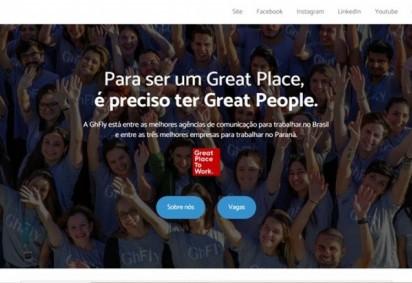 Agência de marketing abre processo seletivo para preenchimento de oito vagas. Candidatos de todo o Brasil podem participar da seleção  -  (crédito: Reprodução GhFly )