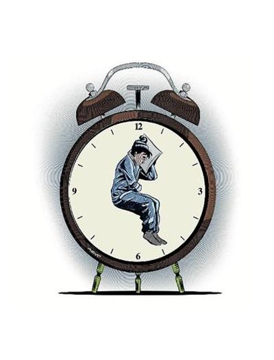 relógio biológico e insônia