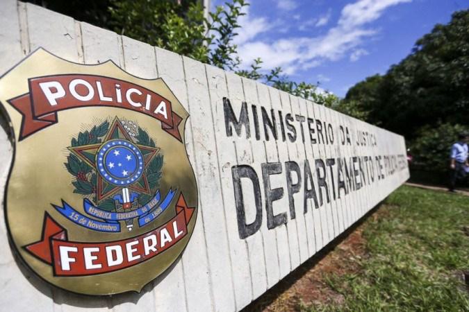 A agente repassava informações e é investigada desde 2017 -  (crédito: Marcelo Camargo/Agência Brasil)
