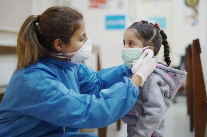 Síndrome Inflamatória Multissistêmica Pediátrica (SIM-P) atinge crianças e adolescentes -  (crédito: Divulgação/Unicef)
