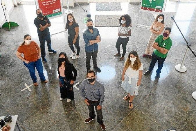 O trabalho de Rômulo Nobre e a equipe de professores do IFB Campus Gama fizeram a unidade alcançar nota 5,5, superior à meta do DF para 2021