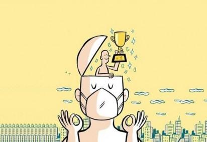 Pesquisas mostram que os dois elementos são inseparáveis. Empresas que se preocupam com o bem-estar dos colaboradores têm mais retorno em produtividade. Saiba o que empregadores e líderes podem fazer para cuidar das pessoas. Confira, ainda, 61 bons hábitos para manter o equilíbrio emocional na pandemia -  (crédito: Caio Gomes/CB/D.A Press)