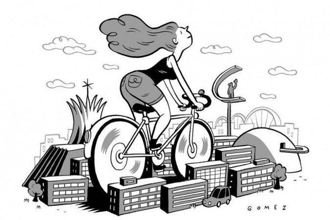 Artigo: Chegou a hora das bicicletas