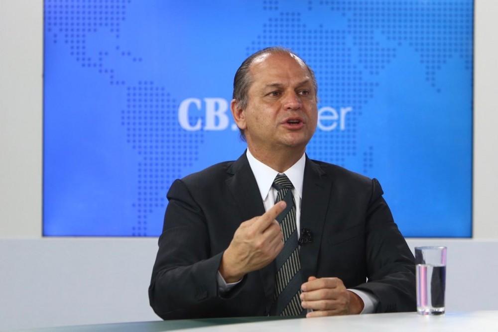 Deputado federal Ricardo Barros (PP-PR), líder do governo na Câmara