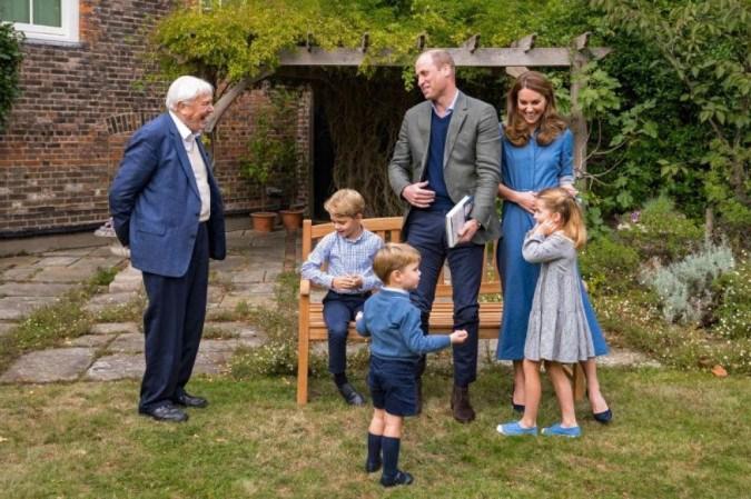 13++ Kate Middleton E Seus Filhos