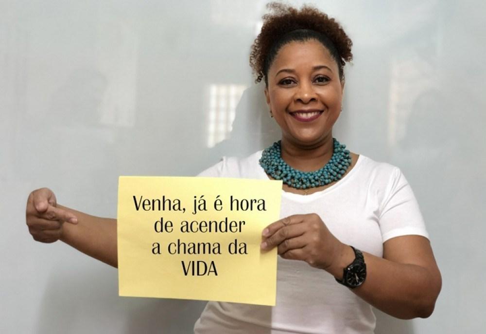 Docente do Centro Educacional Da Criança do Gama, Dulce Helena da Silva já contabiliza 28 anos dando aulas e se desafiou na pandemia