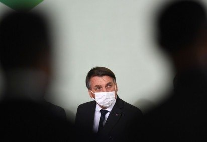 (crédito: Evaristo Sa/ AFP)