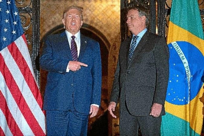 (crédito: Jim Watson/AFP - 7/3/20)