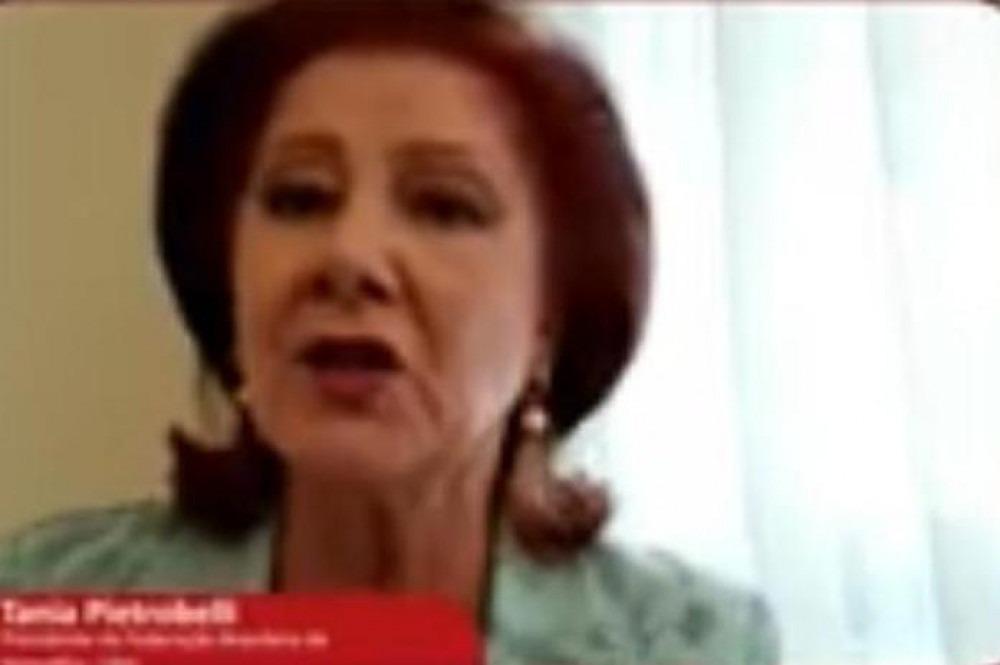 Presidente da Federação Brasileira de Hemofilia