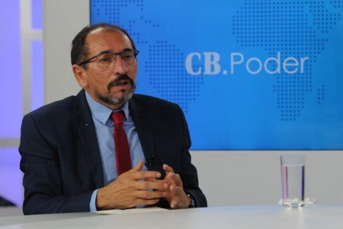 Bartolomeu Rodrigues, secretário de Cultura e Economia Criativa do DF - (crédito: Marcelo Ferreira/CB/D.A Press)
