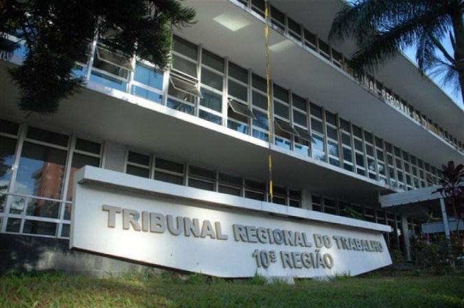 Processo tramita na 8ª Vara do Trabalho de Brasília, no Tribunal Regional do Trabalho da 10ª Região (TRT-10) -  (crédito: Divulgação / Super Estágios)