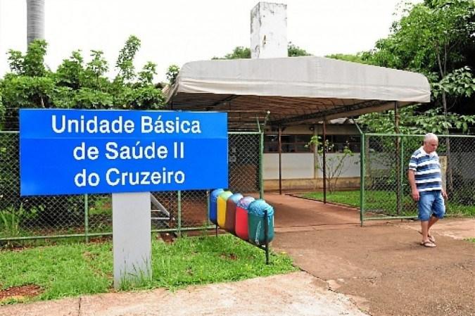 Região Central tem nove unidades básicas de saúde - (crédito: Lucio Bernardo Jr/Agencia Brasilia)