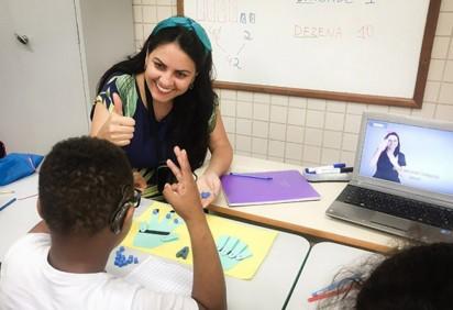 (crédito: Global Teacher Prize/Divulgação)