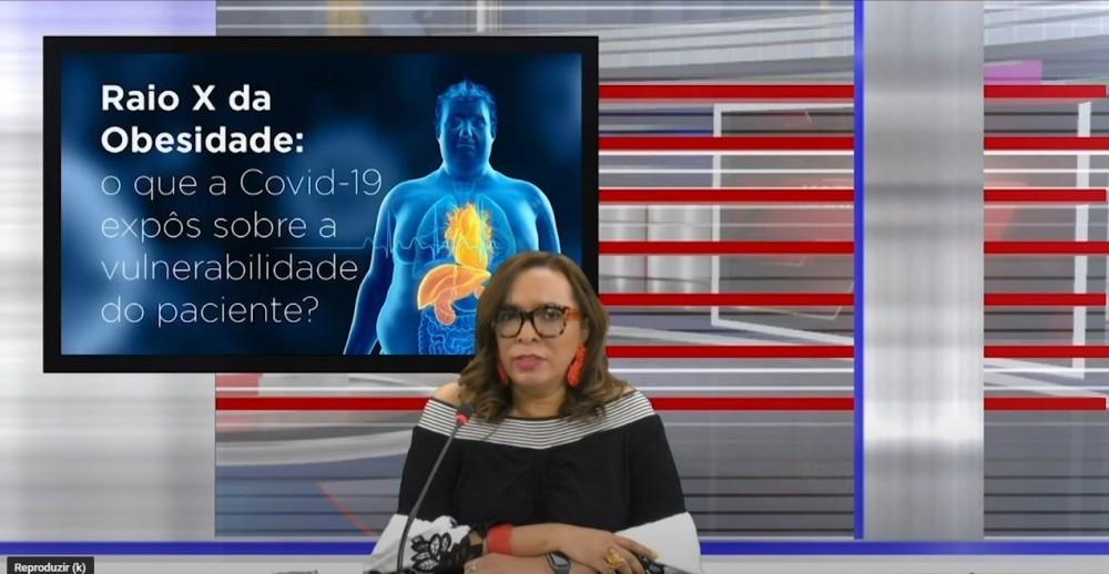 Moderação por Marlene Oliveira, presidente do Instituto Lado a Lado pela Vida (LAL)