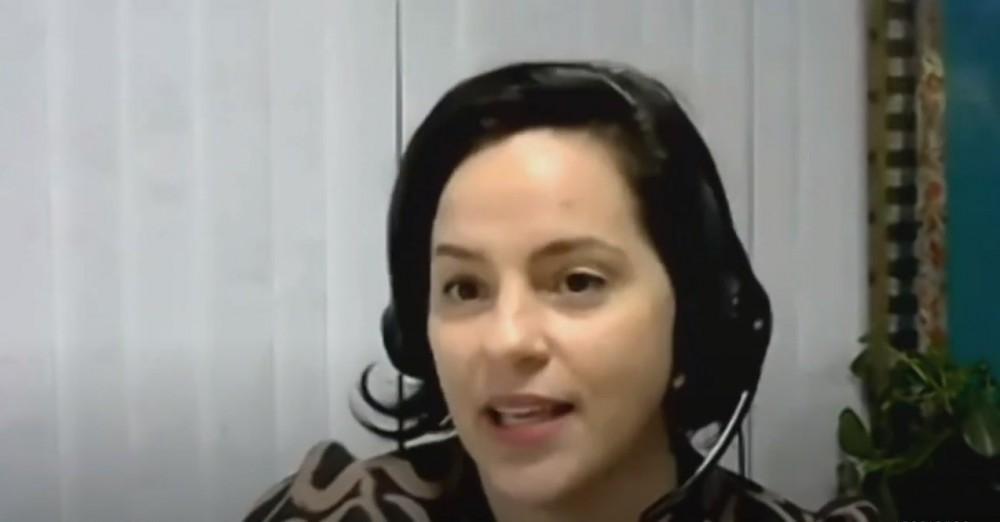 Gisele Bortonili, coordenadora-geral de Alimentação e Nutrição do Ministério da Saúde