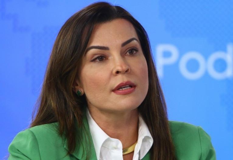 Marcela Passamani, secretária de Justiça e Cidadania do DF