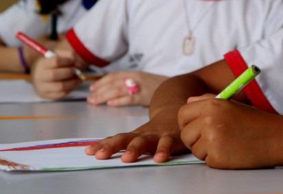 A parceria entre Brasil e Portugal pretende levar professores alfabetizadores para Portugal em 2021 e 2022 -  (crédito: Rodrigo Nunes/Esp.CB)