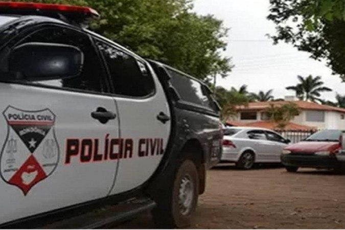 (crédito: Polícia Civil de Rondônia )