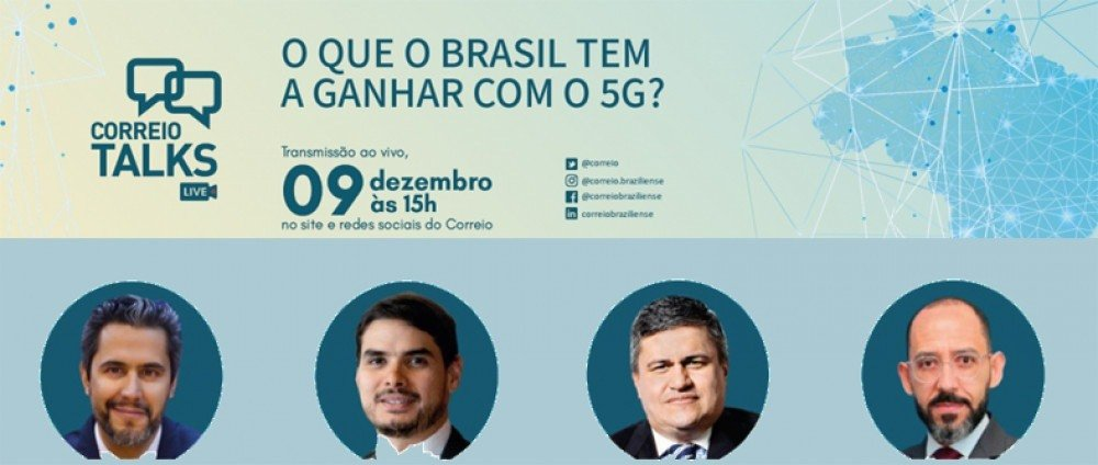 Correio Talks 5g