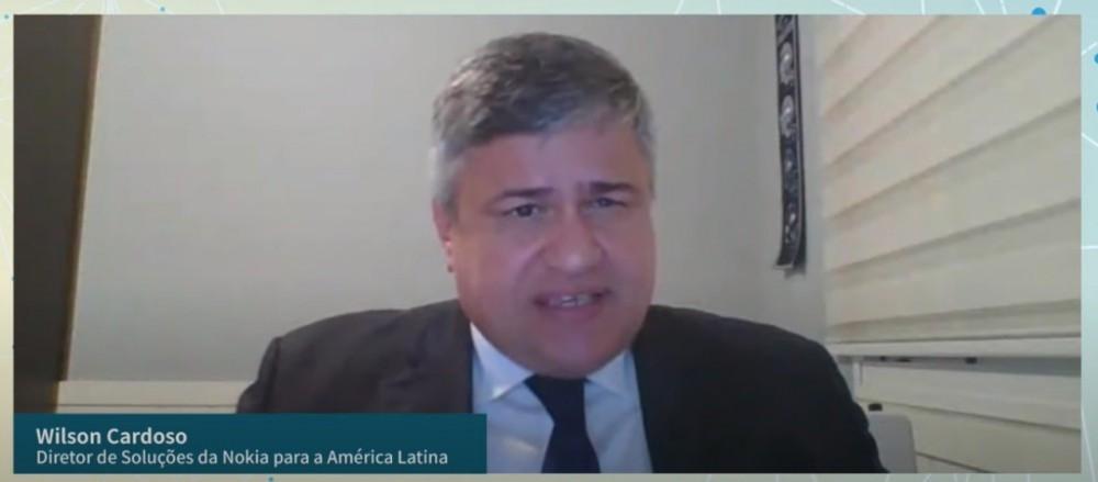 Wilson Cardoso, diretor de soluções da Nokia para a América Latina