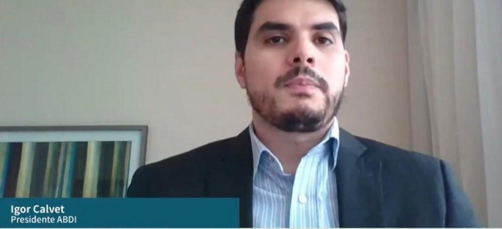 Igor Calvet, presidente da ABDI