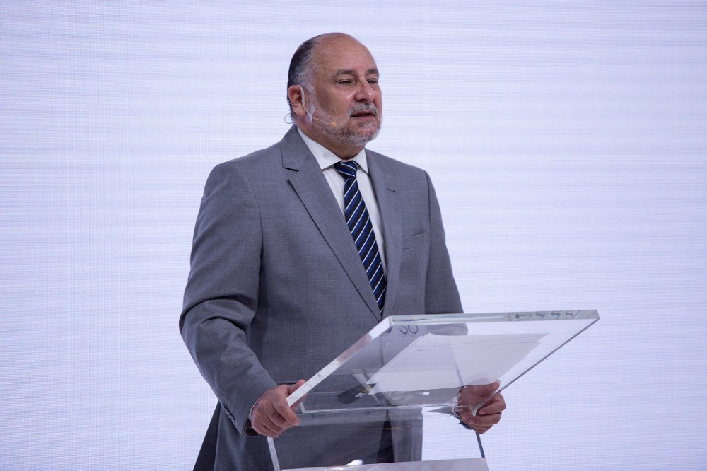 Ciro Marino, presidente da Associação Brasileira da Indústria Química (Abiquim)