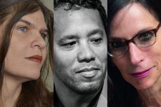 Lilia Schwarcz, Itamar Vieira Junior e Claudia Lage se destacaram lançando livros em 2020 -  (crédito: Todavia/Divulgação/ Flavia Lage/Divulgação/ Renato Parada/Divulgacao)
