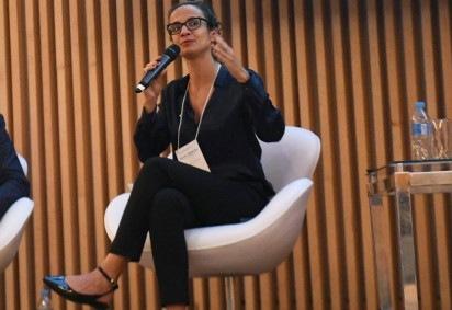 Michele dos Ramos faz parte da comissão organizadora da carta  -  (crédito: Arquivo Pessoal)