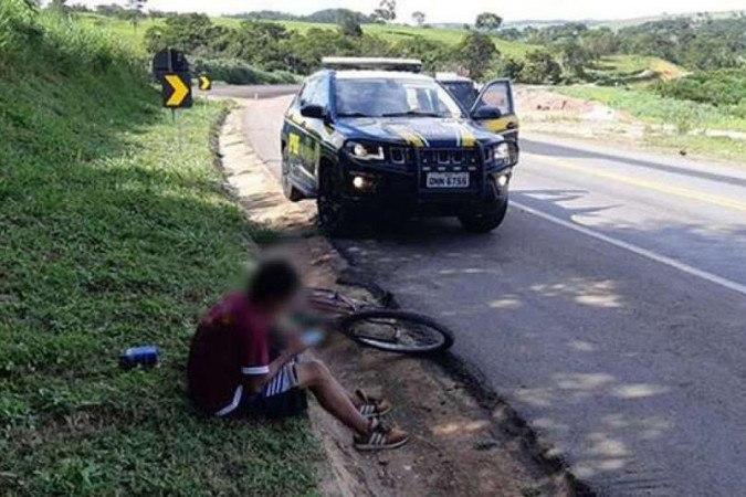 (crédito: PRF/Divulgação)