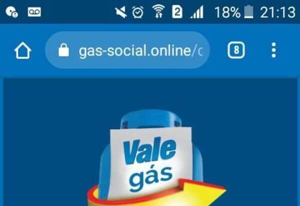 golpe do gás -  (crédito: reprodução)