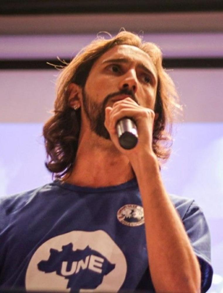 Iago Montalvão, presidente da UNE, acredita que Enem Digital vai demorar a se tornar uma realidade devido às desigualdades sociais