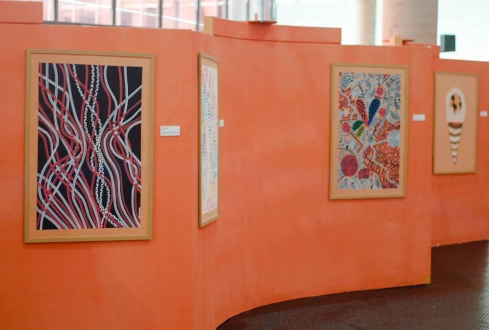 Exposição 'Yeposanóng' no Museu dos Povos Indígenas
