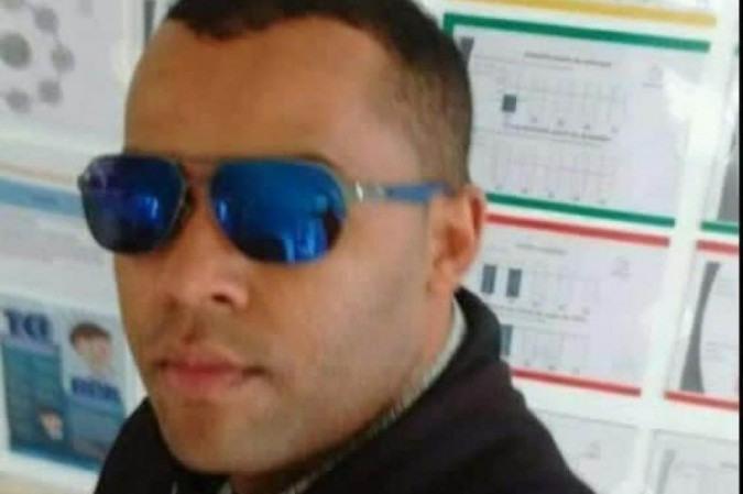 Renan de Araújo Oliveira teria sido morto após uma discussão com a companheira -  (crédito: Reprodução/Redes sociais)