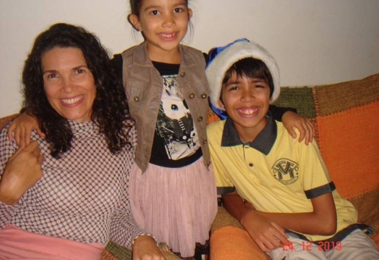 Para Elisângela Aquino Mota Pinheiro, as aulas remotas trarão prejuízos emocionais e acadêmicos aos filhos