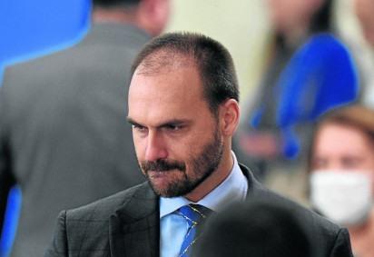 O deputado participou da delegação brasileira que foi a Nova York para a assembleia geral da ONU -  (crédito: Ed Alves/CB/D.A Press)