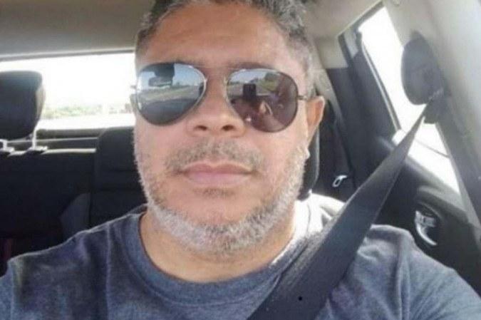 Carlos Antônio de Oliveira, 55 anos, não resistiu ao avança da covid-19 e morreu no sábado (10/4)