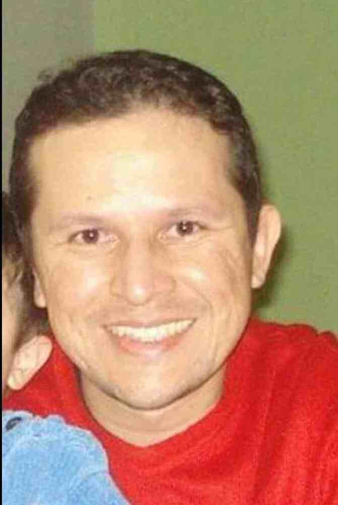O agente Everton Gonçalves, outra vítima da covid-19 entre os policiais civis do DF