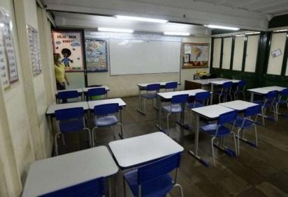 Mãe da aluna alegou que o escárnio presenciado fez com que ela questionasse a professora -  (crédito: Minervino Júnior/ CB/ D.A Press)