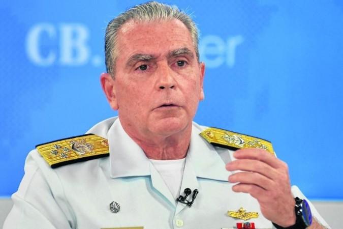 Comandante-geral do Corpo de Fuzileiros Navais destaca a atuação da força na pandemia