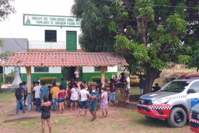 O conflito sobre extração de madeira que se tornou alvo da Polícia Federal no Pará
