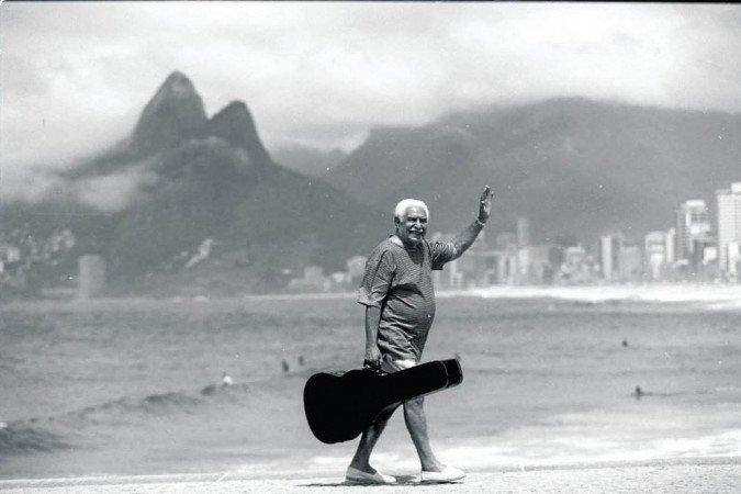Dorival Caymmi adotou o Rio de Janeiro depois de sair da Bahia - (crédito: Arquivo pessoal)